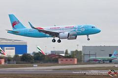 AIRBUS A320-251Neo (MSN 8184) (PHOTOGRAPHE31 - F-EGUT) Tags: a320neo a320200 aeroport toulouse blagnac airport avgeek aviation plane aircraft airbus fly planespotter aerophotography photography outside canon lfbo airbus tls neo