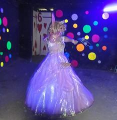 Prom princess? (rgaines) Tags: costume cosplay crossplay drag fairyprincess fairygodmother coxfarms aliceinwonderland