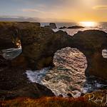 Arnarstapi Arch in the Morning thumbnail