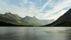 Golden hour at Elisabeth Lake (derliebewolf) Tags: landschaft lonelypalent longexposure
