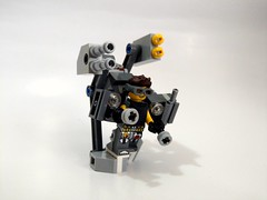 Lego battle suit moc (in reference to Movie: Edge of Tomorrow) (c_s417) Tags: lego bricks minifigures movie japanese comics all you need is kill mobile suit mecha mech war