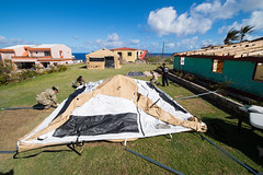 "Guam Army reservists and firefighters from the CNMI work together during the Super Typhoon Yutu relief efforts (#PACOM) Tags: ""usindopacificcommand usindopacom"" saipan unitedstates us"