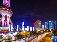 the Bund (werner boehm *) Tags: wernerboehm hongkong macao shanghai peking beijing citascape stadt thegreatwall chinesische mauer