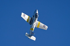 BAC Jet Provost T.5A - XW295 (Alexandre Bosle) Tags: wingsoverillawarra britishaircraftcorporation bac jetprovost t5 xw295 hars historicalaircraftrestorationsociety albionpark nsw australia