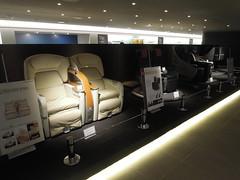 More seats (kevincrumbs) Tags: tokyo 東京 ota 大田 otaku 大田区 jalmaintenancecenter1 jalメンテナンスセンター1 skymuseum jalfactorytour jal工場見学 japanairlines 日本航空 jl