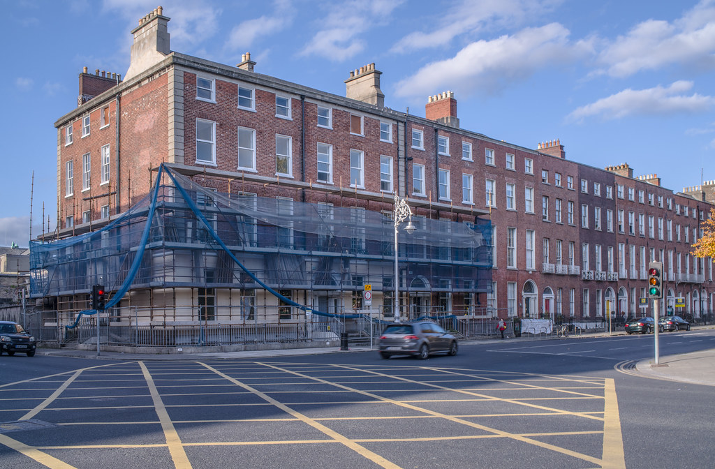 A QUICK VISIT TO THE MOUNTJOY SQUARE AREA [DUBLIN]-144904