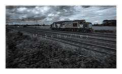 The Vain Train.  Explored.  04-10-2018. (-Metal-M1KE-) Tags: 37800 rog railoperationsgroup europhoenix ee englishelectric 12csvt