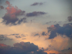 Scenic Sky. (dccradio) Tags: lumberton nc northcarolina robesoncounty outdoor outdoors outside nature natural godshandiwork godscreation sky evening eveningsky october fall autumn friday dusk canon powershot elph 520hs pretty scenic beauty cloud clouds cloudformation cloudvariety