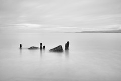 Glenbeigh Beach (annemcgr) Tags: glenbeigh kerry ireland beach longexposure monochrome blackwhite fineartphotography