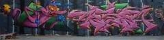 SoreXRuber (Ghetto En Kouleurs) Tags: ruber sore gek gekteam graff graffiti wall wallart saintetienne sainté tag la cartonnerie 42 loire rhonealpes