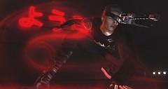 Slayer †410 (✞Slayer Tanaka✞) Tags: bauhausmovement sword mask roleplay neo neoevent neojapan neojapansl salem eclipsedesign locktuft gabriel vuk poseidon thebeardedguy gild contraption catwa