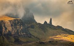 old man of storr (wardphotography1) Tags: storr oldman skye islseofskye scotland landscape remote highlands light sun evening sunset canon 400mm leefilters dslr terrain interesting explore