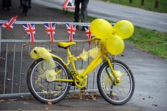 AWP Tour of Britain Edwinstowe 1 (Nottinghamshire County Council) Tags: tob nottinghamshire cycling race bicycles tourofbritain 2018 notts bike edwinstowe balloons tour britain
