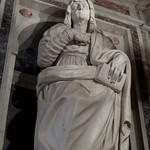 Ippolita Brancaccio, Girolamo D'Auria (1577-1623), sala del Comunichino, ancienne église baroque de Santa Maria Donnaregina Nuova, Naples, Campanie, Italie. thumbnail