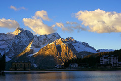 131016080047_Nex6 (photochoi) Tags: lagodimisurina 米蘇連納湖 dolomites italy travel photochoi europe landscape