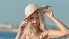 Lena (Vigurskiy) Tags: 85mm sea girlblonde gmaster gm beautiful a7rm2
