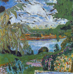 Pierre Bonnard - Landscape near Vernon, 1929 at Bridgestone Museum of Art Tokyo Japan (mbell1975) Tags: tokyo tokyoprefecture japan jp pierre bonnard landscape near vernon 1929 bridgestone museum art museo musée musee muzeum museu musum müze museet finearts gallery gallerie beauxarts beaux galleria painting impression impressionist impressionism french