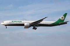 B-16712 - Eva Air Boeing 777-300ER (AndrewC75) Tags: airline airplane airliner aircraft aviation airport la lax los angeles international heavy twin jet boeing b777 b77w b773 b777300 b777300er 777 773 77w 777300 777300er eva