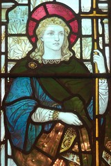 [66905] West Ashby : Lilian Frances Elmhirst Window (Budby) Tags: westashby lincolnshire church window stainedglass