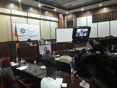 Conferência de Imprensa - Comunicação Preliminar de Constatações (25) (Comunidade dos Paises de Lingua Portuguesa) Tags: cplp moçambique observação eleições autárquicas