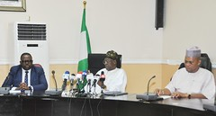 HMIC Advocacy Visits To Ait in continuation of his National Campaign Against Fake News