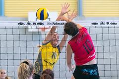 181014_VBTD1-Visp_192 (HESCphoto) Tags: vbtherwil volleyball damen saison1819 99ersporthalle nlb vbcvisp therwil