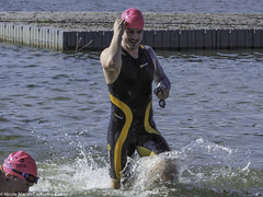 "Cairns Crocs Lake Tinaroo Triathlon-Swim Leg • <a style=""font-size:0.8em;"" href=""http://www.flickr.com/photos/146187037@N03/44678577935/"" target=""_blank"">View on Flickr</a>"