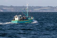 Au large de Paimpol (Oric1) Tags: 22 canon côtesdarmor france jeanlucmolle manche oric1 armorique bateau breizh bretagne brittany eos landscape mer nature pêche sea seascape