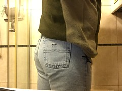 (Ray Vald s) Tags: bulge buttgay jeans jeansbulge