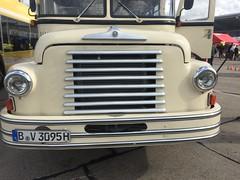 ab 1957 Doppeldeckerbus Do56 von Waggonbau Bautzen BVG-Bus-Betriebshof Indira-Gandhi-Straße 75-98 in 13053 Berlin-Weißensee (Bergfels) Tags: technischesdenkmal bergfels maschine grosemaschine fahrzeug strasenfahrzeug ab 1957 1950er 20jh berlin ostberlin berlino doppeldeckerbus do56 bus stadtbus omnibus öpnv waggonbaubautzen bvg indiragandhistrase 13053 weisensee wassergekühlt sechszylinder 6zylinder viertakt reihenmotor dieselmotor em6 wirbelkammer veb kraftfahrzeugwerkhorchzwickau bohrung hub hubraum zylinderhubraum ccm cui leistung ps kw 24v sitzplätze stehplätze fahrgäste blattfedern produziertestückzahl produktionszeitraum 19571959 polizeilicheskennzeichen bv3095h hkennzeichen denkmalpflegevereinnahverkehrev beschriftet