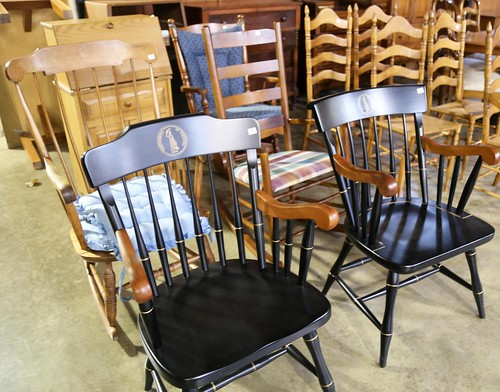 Pair of UVA chairs ($156.80)