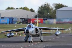 7564 Gnat F1 (photozone72) Tags: northweald aviation aircraft jets classicjet gnatdisplayteam gnat gnats follandgnat gnatf1 canon canon7dmk2 canon100400f4556lii 7dmk2
