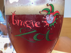 Brugse Zot Beer-1948 (gsegelken) Tags: beer belgium bruges brugsezotbeer dehalvemaan vantagetravel brugge vlaanderen be