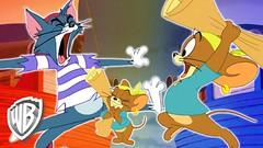 Tom y Jerry en Español | Jerry Roba El Mapa Del Tesoro | WB Kids (Hoàng Đồng) Tags: looneytunes scoobydoo tjcas2018 tomandjerry tomyjerry