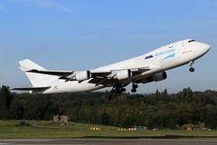 ASL Airlines  Boeing 747-4HA(ER/F) OO-THD (widebodies) Tags: liege lüttich lgg eblg widebody widebodies plane aircraft flughafen airport flugzeug flugzeugbilder asl airlines boeing 7474haerf oothd