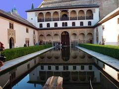 Alhambra Granada (saxonfenken) Tags: 1071s 1071 reflections alhambra granada spain buildings palace tcf pregamewinner gamewinner