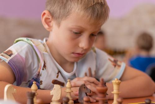 Grand Prix Spółdzielni Mieszkaniowej w Szachach Turniej VII-110