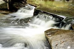 Tasso Creek Rapids Eighteen (Bill Smith1) Tags: billsmithsphotography heyfsc kodakportra400 muskoka nlp2018 olympusom2n zuikomc50f18lens believeinfilm
