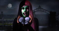 spooKae (Kaelyn Alecto) Tags: wasabi logo lepoppycock c88 deaddollz nylonoutfitters milkmotion thearcade halloween october secondlife mutresse