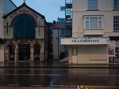 Scarborough - Christian (Tony McLean) Tags: ©2018tonymclean scarborough northyorkshire yorkshirecoast streetphotography streetscenes dawn leicam240 leica35summiluxfle
