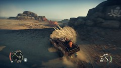 Mad Max_20181012190334 (Livid Lazan) Tags: mad max videogame playstation 4 ps4 pro warner brothers war boys dystopia australia desert wasteland sand dune rock valley hills violence motor car automobile death race brawl scenery wallpaper drive sky cloud action adventure divine outback gasoline guzzoline dystopian chum bucket black finger v8 v6 machine religion survivor sun storm dust bowl buggy suv offroad combat future