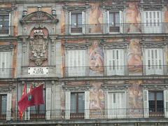 Autopresentada / Self-Presentation (jojablero) Tags: plazamayor madrid españa spain marzo march