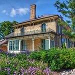 Aurora Ontario- Canada - Horton Place - Architecture Italianate -  State Farm - Richard Gong thumbnail