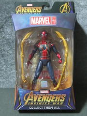 20181017080850 (imranbecks) Tags: marvel spiderman homecoming iron spider suit avengers infinity war action figure