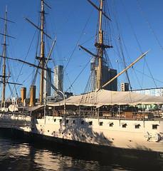 Steam ship (incruises.social) Tags: steamship sailboat harbor boat incruises