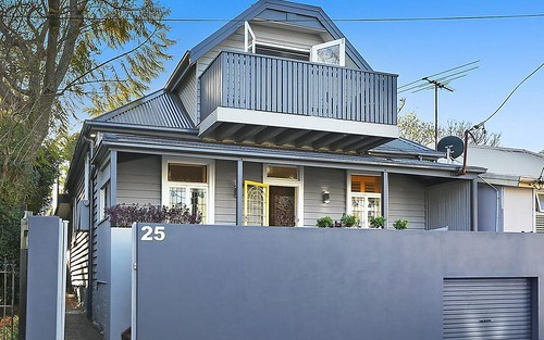 25 Hartley St, Rozelle NSW 2039