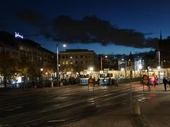 Drottningtorget i Göteborg 1 oktober 2018 (biketommy999) Tags: göteborg sverige sweden natt biketommy biketommy999
