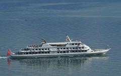 Lausanne afloat (Riex) Tags: lausanne cgn bateau boat lac leman lake vaud switzerland suisse a100 minoltaamount amount sal75300