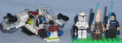 Lego - 75206 Jedi & Clone Troopers (Darth Ray) Tags: lego 75206 star wars jedi clone troopers battle pack starwars clonetroopers battlepack kiadimundi barrissoffee kiadi mundi barriss offee
