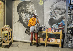 streetlife (anilcagal) Tags: minor empire mirror art streetphoto play hair purple music street people photo road endless old man with portrait doğal going photography streetphotography yellow sony sonyalpha6000 sel50f18 building workers shop window city sky flowers istanbul sad car hat